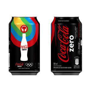 Oz Design cria embalagens da Coca-Cola para as Olimpíadas de Londres