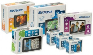 Fornecimento de embalagens Printbill, surpreende a Multilaser