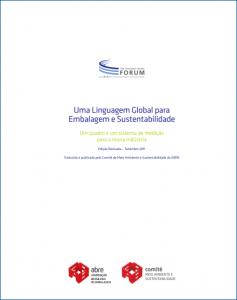Protocolo Global sobre Sustentabilidade de Embalagens – Resumo
