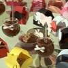 Empresária cria embalagens criativas para bolinhos e doces