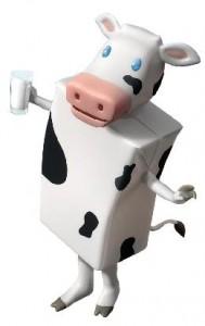 Previsão de aumento das vendas de leite longa vida