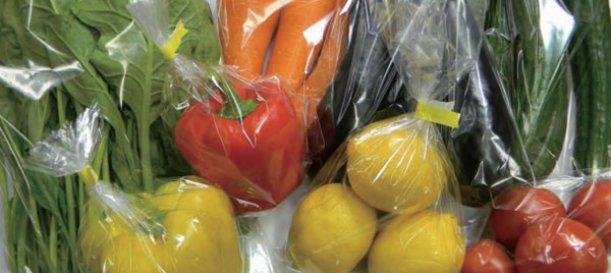 Envase mantiene frutas y verduras frescas
