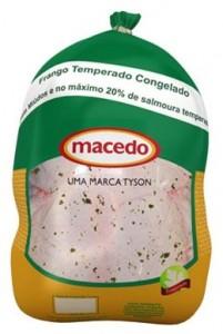 Tyson inova com embalagem à vácuo na linha de frangos temperados resfriados