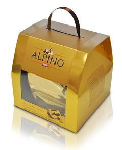 PH FIT fornece fita para embalagem do panetone Alpino da Nestlé