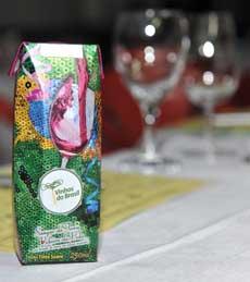 Carnaval com vinho