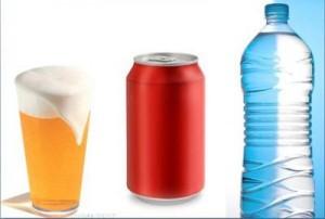 Altas temperaturas esquentam as vendas das fabricantes de bebidas