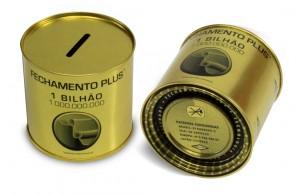 Lata Plus para tintas da Brasilata atinge o recorde de um bilhão de unidades vendidas