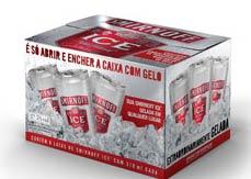 Smirnoff cria pack exclusivo que se transforma em balde de gelo