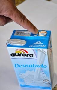 """Aurora criou o """"RG do leite"""""""