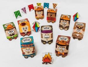 Café Bom Jesus lança embalagens especiais para estimular a tradição das Festas Juninas