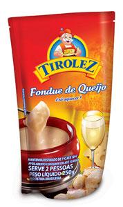 Tirolez Queijos lança Fondue de Queijo em nova embalagem