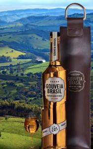 Cachaça Premium Gouveia Brasil adota embalagem exclusiva da Verallia
