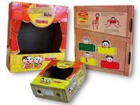MWV Rigesa e Maurício de Souza criam embalagem infantil