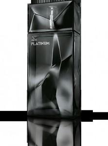 Colônia Jequiti Platinum traz DuPont™ Surlyn® na tampa