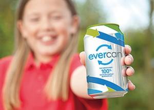 Anel e tampa da lata serão fabricados com alumínio reciclado