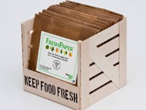 Como esta embalagem pode reduzir o desperdício de alimento