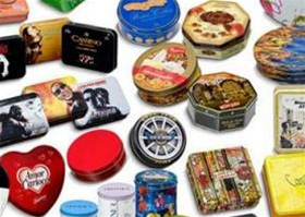 Lata de aço promocional é um atrativo a mais para diversos produtos