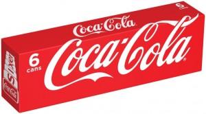 Lata da Coca-Cola muda de cor conforme temperatura