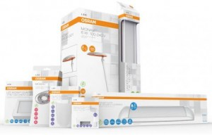 Osram cria embalagens com selos que orientam consumidor a escolher luminárias de LED