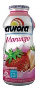 Novas bebidas Aurora
