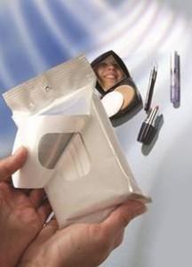 Avery Dennison lança material resselável para embalagens de lenços umedecidos