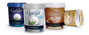Supermercado Verdemar lança novos sabores de sorvete