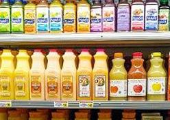 Consumo de sucos prontos cresce 12,5% em um ano