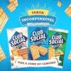 Club Social apresenta novas embalagens e formato