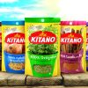 Kitano entrega naturalidade no PDV com novas embalagens desenvolvidas pela Team Créatif