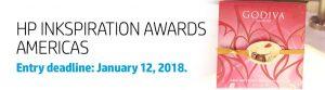 HP abre inscrições para o 3º Prêmio Anual HP Inkspiration Awards Americas