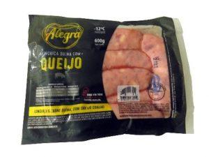 Bemis desenvolve primeira embalagem com efeito táctil do Brasil para linguiças saborizadas da Alegra