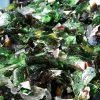Projeto ultrapassa marca de 20 mil toneladas de vidro recicladas