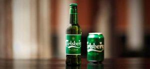 A Carlsberg escolheu hubergroup como seu principal fornecedor para seus rótulos de cerveja