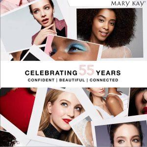 Mary Kay comemora 55 anos de sucesso e inspiração para empreendedores ao redor do mundo