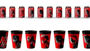 Coca-Cola lança latas decoradas com personagens de Vingadores: Ultimato