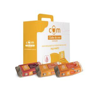 Smurfit Kappa Brasil desenvolve embalagem exclusiva para entrega de ovos via e-commerce