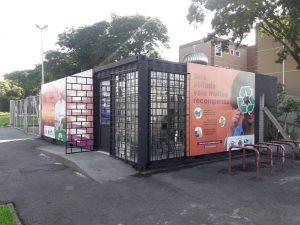 SIG apoia lançamentos de programa que transforma material reciclável em benefícios