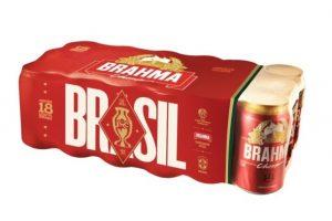 Brahma cria lata especial para a CONMEBOL Copa América Brasil 2019 que faz tour virtual pelo Mineirão
