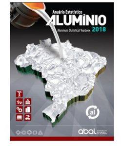 Anuário da ABAL traz radiografia da indústria do alumínio no Brasil e no mundo