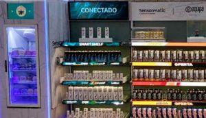 Gôndolas e geladeiras inteligentes transformam experiência e operação dos supermercados