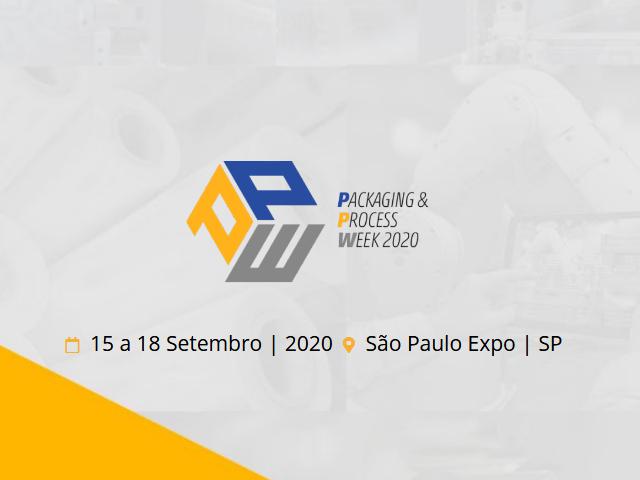 PPW PACKAGING & PROCESS WEEK 2020