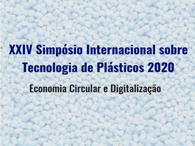 SIMPÓSIO INTERNACIONAL SOBRE TECNOLOGIA DE PLÁSTICOS
