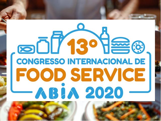CONGRESSO INTERNACIONAL DE FOOD SERVICE ABIA 2020