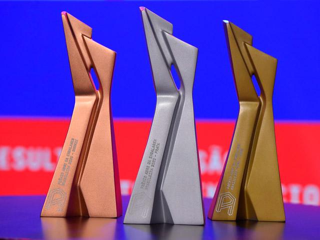 Cerimônia de Entrega do Prêmio ABRE